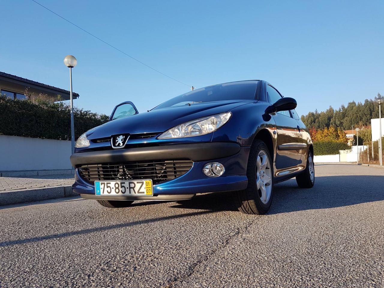 Peugeot 206 1 6 Gti 11 000 Km